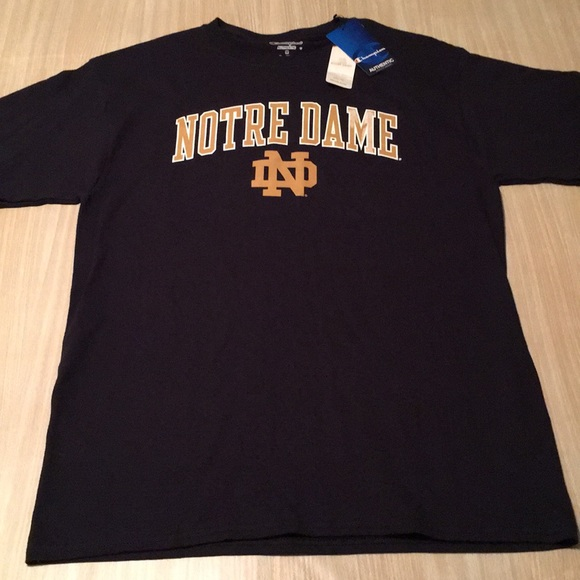 Champion Other - NWT Notre Dame Champion tee